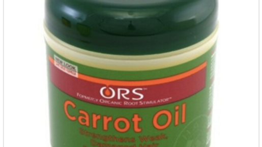 ORS Carrot Oil Strenthens Weak and Damaged Hair 6oz