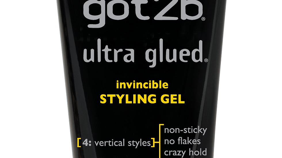 Got 2b Ultra Glued Invincible Styling Gel 6 oz