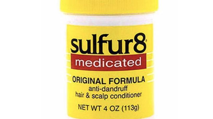 Sulfur 8 Medicated Original Formula