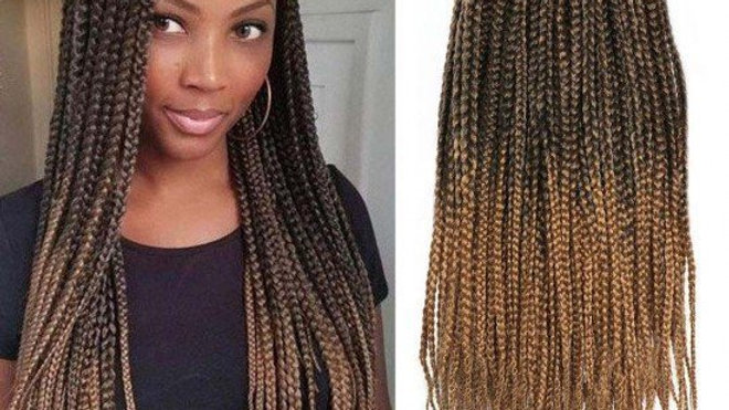 Crotchet box braids