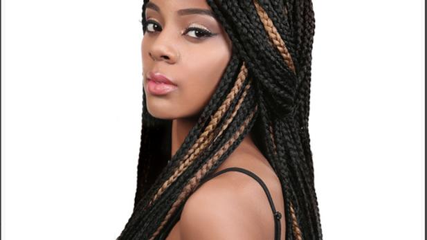 Authentic Synthetic Hair Braids Silky Jumbo Braid Color