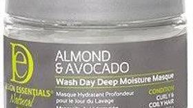 Design Essentials Almd/Avoc Deep Masque