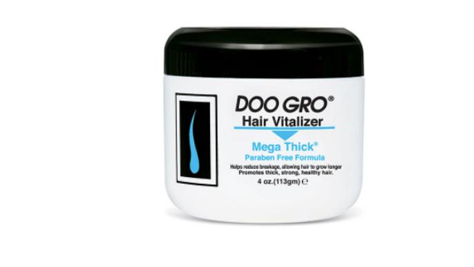 Doo Gro Hair Vitalizer Mega Thick Anti-Thinning 4oz Jar