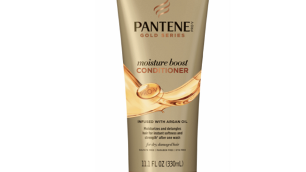 Pantene Gold Series Conditioner Moist Boost 11.1oz