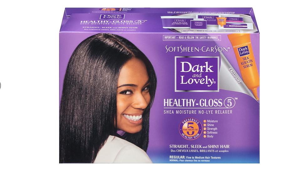 Dark & Lovely No-Lye Relaxer