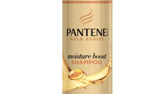 Pantene Gold Series Shampoo Moisture Boost 9.1oz