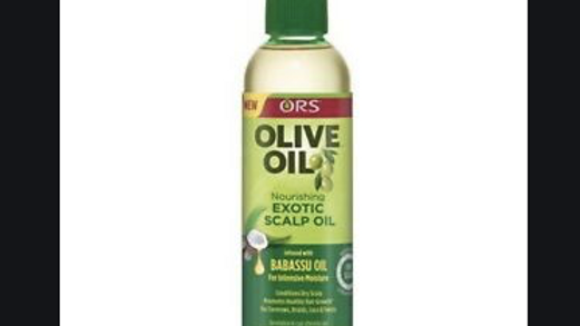 ORS Olive Oil Exotic Scalp Oil 4.3oz