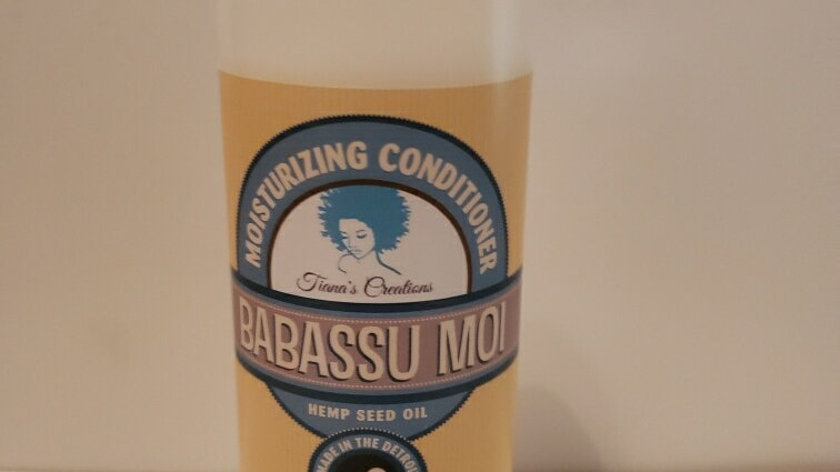 Babassu MOI Moisturizing Conditioner