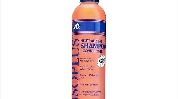 Isoplus Neutralizing Shampoo + Conditioner 8oz