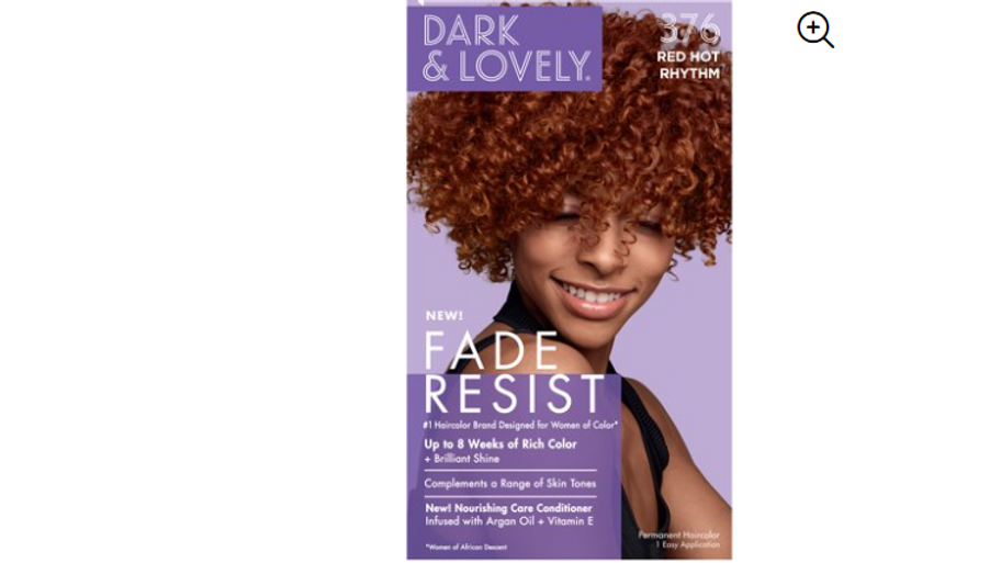 Dark and Lovely Fade Resist (Red Hot)
