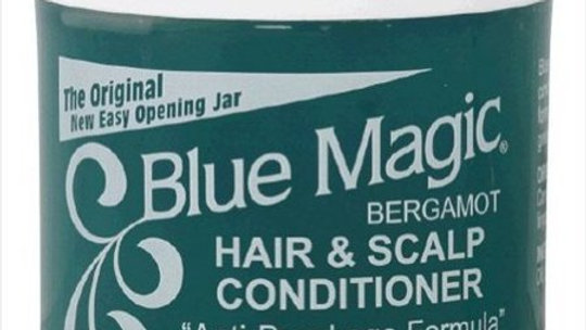 Blue Magic Bergamot Hair & Scalp