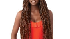 Outre Crochet Braids X-Pression Twisted Up Pre-Twisted Passion Bohemian