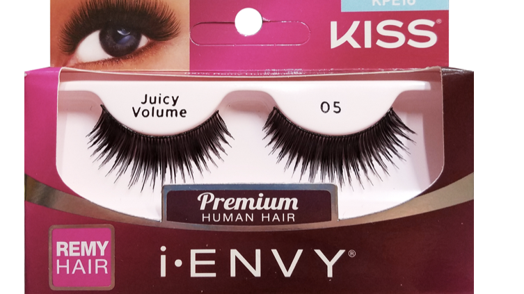 Kiss Fashion Eyelashes Color : KPE16-Juicy Volume 05