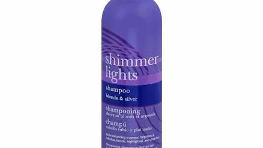 Clairol Shimmer Lights Shampoo (Blonde&Silver) 8oz
