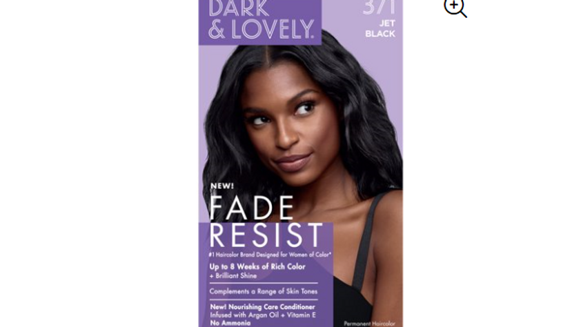 Dark and Lovely Fade Resist (Jet Black)