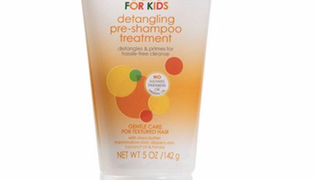 Cantu Care For Kids Detangling Pre-Shampoo Treatment 5oz