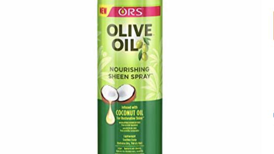 Ors Olive Oil Sheen Nourishing Spray Original 11.7oz