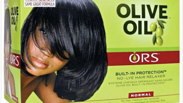 Organic Roots Stimulator Olive Oil Relaxer Kit