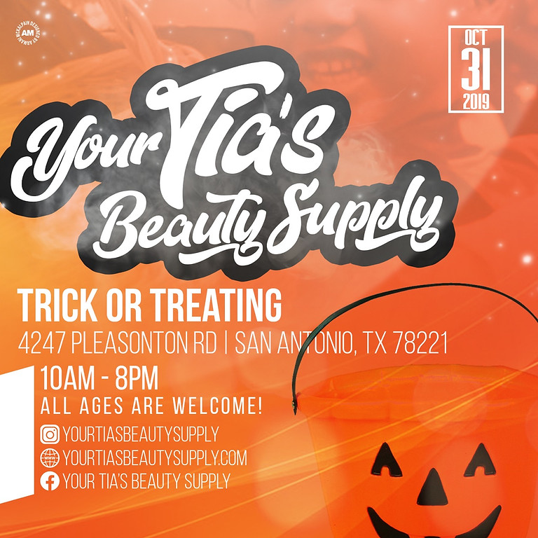 Trick or Treating !