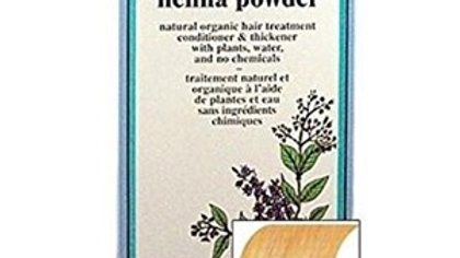 Colora Henna Powder Natural Organic Hair Color Wheat Blonde 2 oz