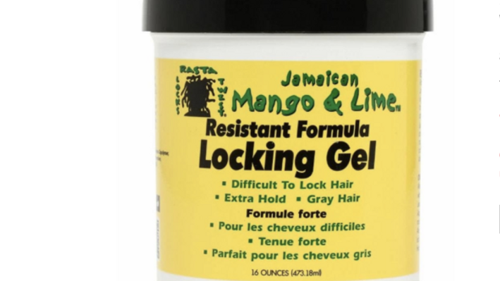 Jamaican Mango & Lime Resistant Formula Locking Gel 6oz