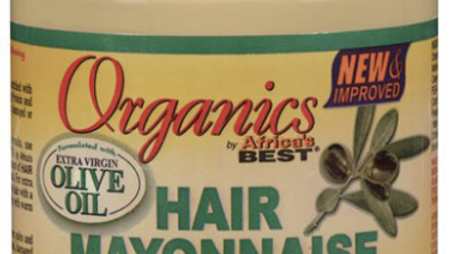 Africa's Best Olive Oil Hair Mayonnaise