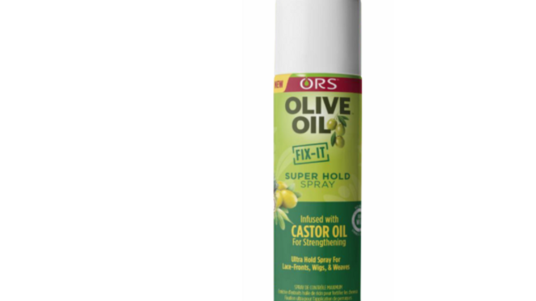 Olive Oil Fix it Hair Spray
