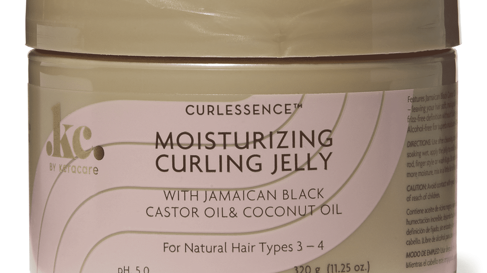 KeraCare Curlessence Moisturizing Curling Jelly 11.25 oz
