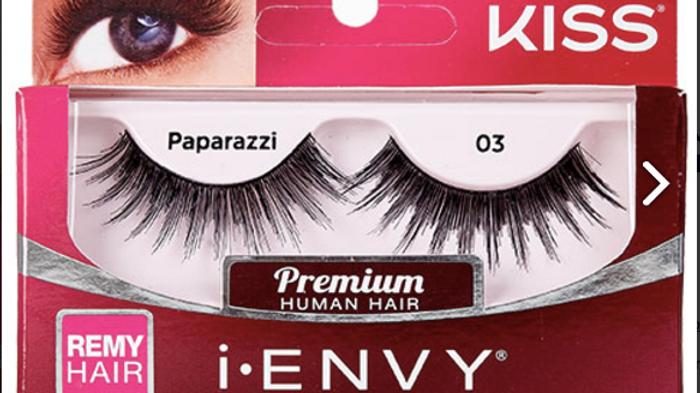 Kiss Fashion Eyelashes Color : KPE17-Paparazzi 03