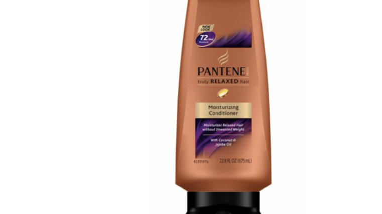 Pantene Truly Relaxed Conditioner Moisturizing 12oz
