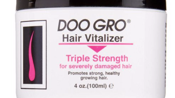 Doo Gro Medicated Vitalizer Triple Strength 4oz Jar