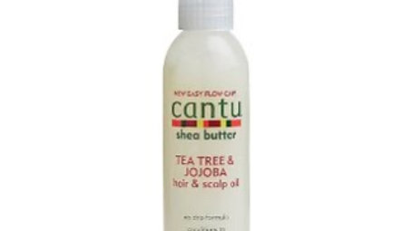 Cantu Shea Butter Tea Tree Oil