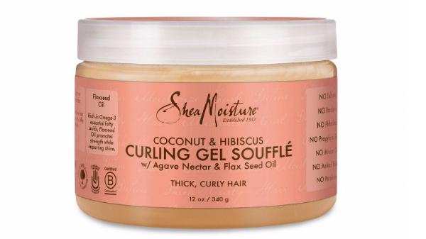 Shea Moisture Coconut&Hibiscus Gel Souffle 12oz