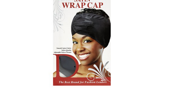 Dream Satin Wrap Cap Assorted
