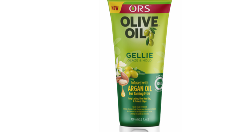 Olive Oil Gellie (frizzy hair fix)