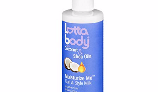 Lotta Body Moisturize Me Curl and Style