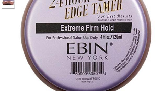 EBIN New York 24 Hour Edge Tamer Ultra Super Hold (edge control) Size : 2.7oz