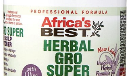 Africa's Best Herbal Gro Super 5.25oz
