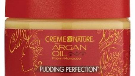 Creme of Nature Argan Oil Curl & Hold Custard