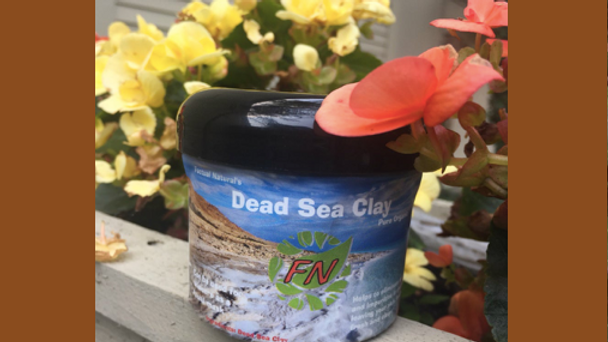 Dead Sea Clay