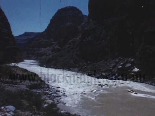 Grand Canyon Uprun - 1960Jon Hamilton