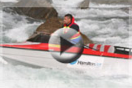 Hamilton Jet Sudamericana Expedition
