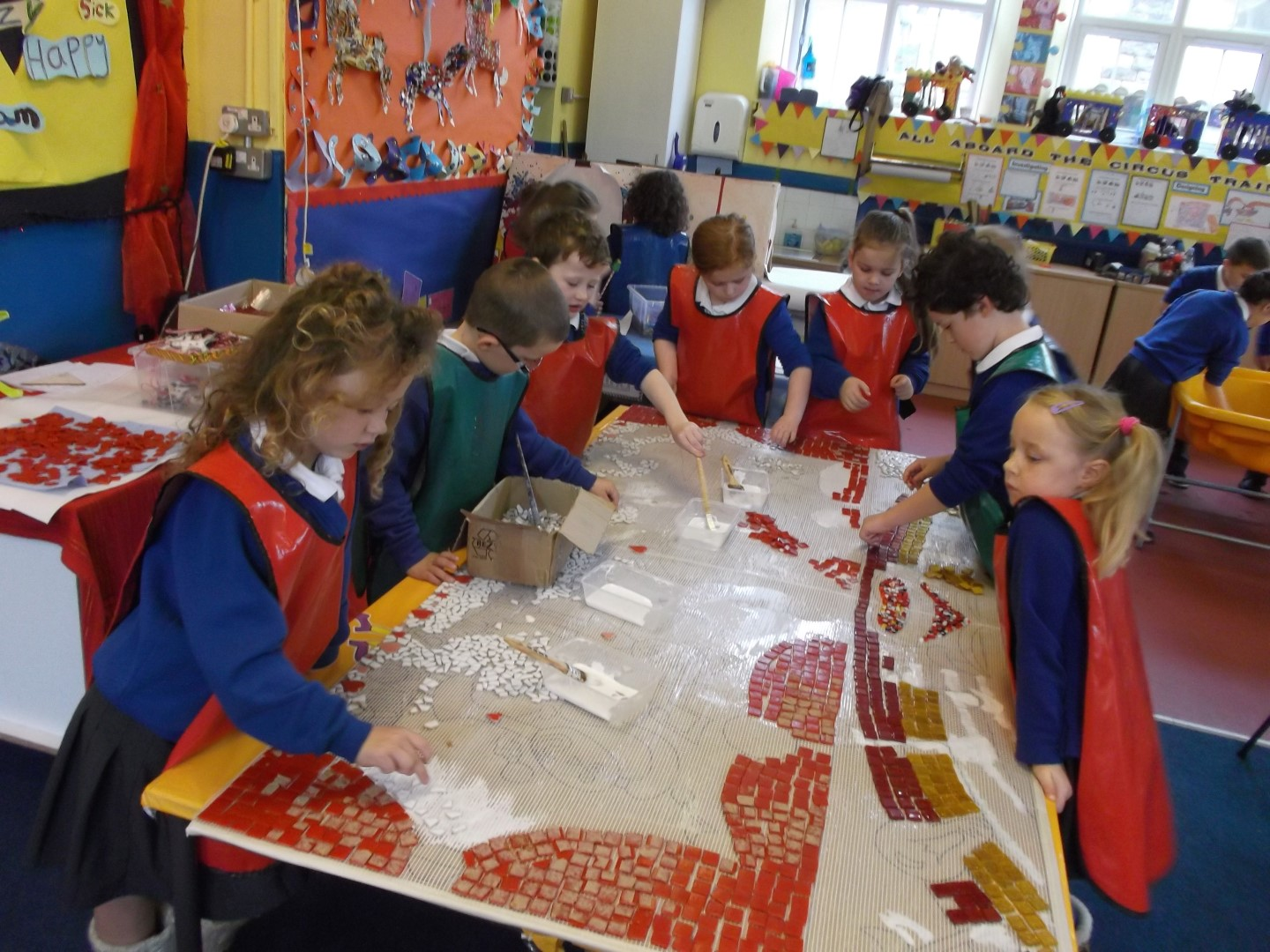 kids making mosaic (Large).JPG