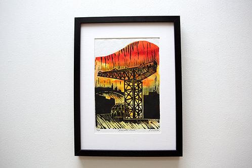 Finnieston Crane-Colour