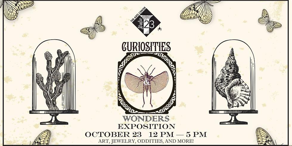 Bathomet at the Curiosities & Wonders Exposition in Bay City!