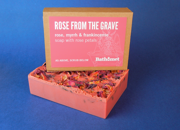 Rose From The Grave Bar Soap