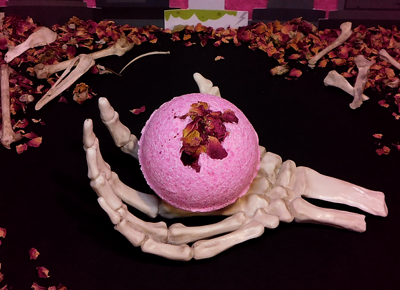 Rose From The Grave Bath Bomb