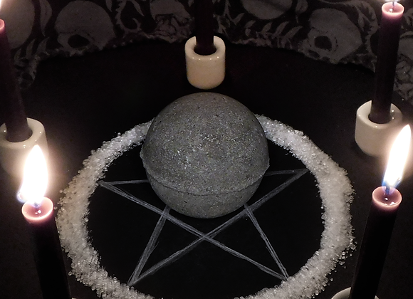 Satanic Don't Panic Bath Bomb