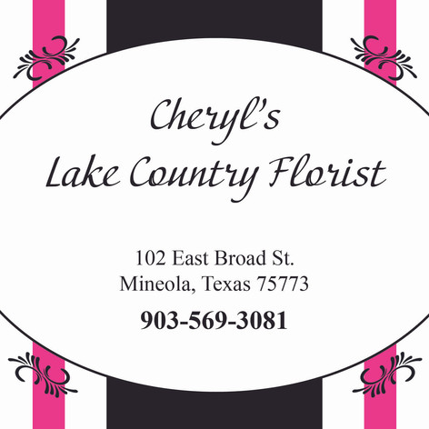 Cheryls Lake Country Florist Feb 2020.jp