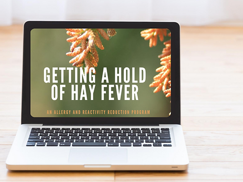 Getting a Hold of Hay Fever
